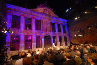"Presentación en Bruselas del libro original ""The World in 2030"""