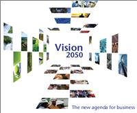 Portada informe Vision 2050