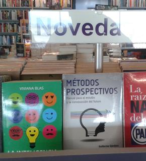 Libro de Prospectiva Gandara y Osorio (coord.) en Aeropuerto Guadalajara
