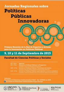 Innovar en Políticas Públicas: Prospectiva y política pública.