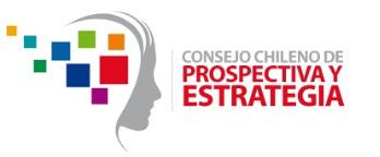 Newsletter del Consejo Chileno de Prospectiva y Estrategia