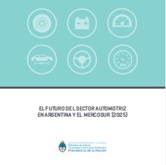 Disponibles dos nuevos estudios de prospectiva en Argentina